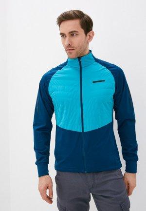 Куртка утепленная Craft ADV STORM JKT. Цвет: синий
