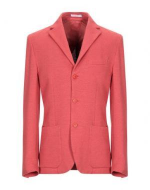 Пиджак SUN 68. Цвет: ржаво-коричневый