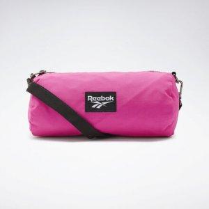 Сумка на пояс Classics Reebok. Цвет: dynamic pink