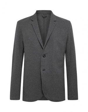 Пиджак HAMILTON AND HARE. Цвет: стальной серый
