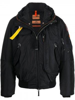 Куртка-пуховик Parajumpers. Цвет: черный