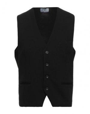 Жилет HYDRA CLOTHING. Цвет: черный