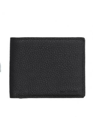 Бумажник PAL ZILERI. Цвет: темно-коричневый