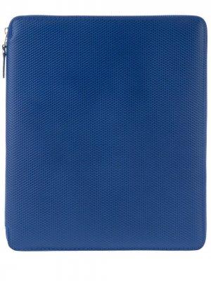 Чехол Luxury для iPad Comme Des Garçons Wallet. Цвет: синий