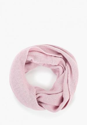 Снуд Noryalli. Цвет: розовый