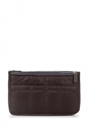 Органайзер для сумки Homsu Chelsy. Цвет: коричневый