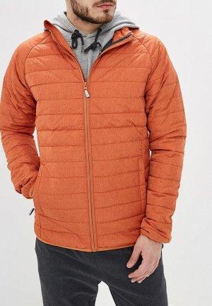 Пуховик Guahoo G42-9820J. Цвет: оранжевый