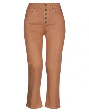 Повседневные брюки JOE'S JEANS. Цвет: коричневый