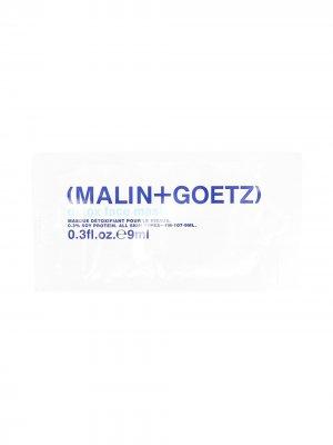 Дорожный набор масок Detox для лица MALIN+GOETZ. Цвет: белый