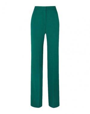Повседневные брюки ANTONIO BERARDI. Цвет: изумрудно-зеленый