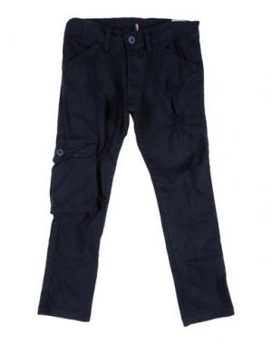 Повседневные брюки ALLIGALLI. Цвет: темно-синий