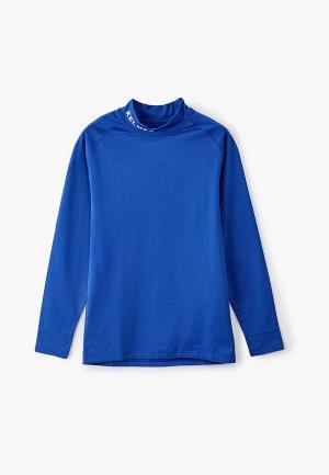 Термобелье верх Kelme Tech fit long sleeve (Thin). Цвет: синий
