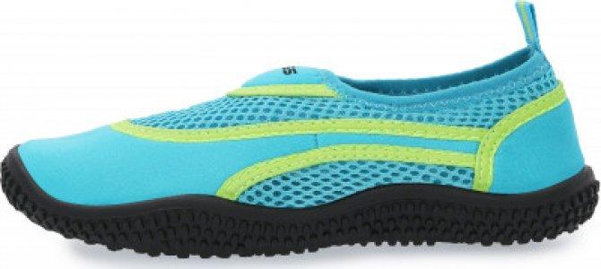 Тапочки коралловые для мальчиков Aquashoes JR, размер 31 Joss. Цвет: голубой