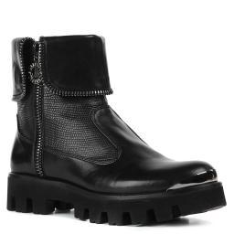 Ботинки KK2181KH черный LORIBLU