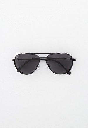 Очки солнцезащитные Matrix MT8660. Цвет: черный