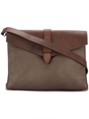 Сумка для ноутбука Arman Officine Creative. Цвет: коричневый