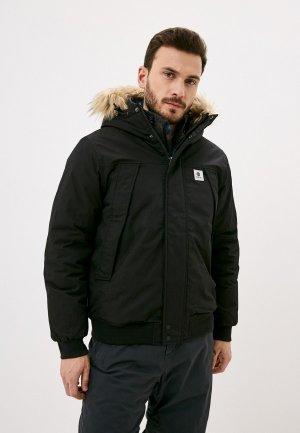 Куртка утепленная Element DULCEY EXPLORER. Цвет: черный