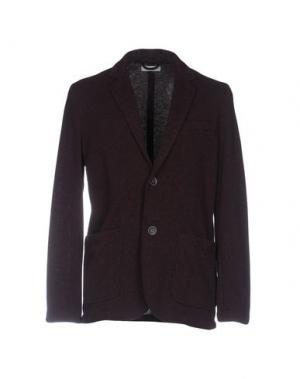 Пиджак FRED MELLO. Цвет: красно-коричневый
