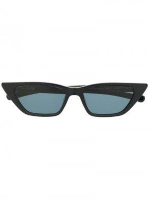 Солнцезащитные очки в оправе кошачий глаз Ambush