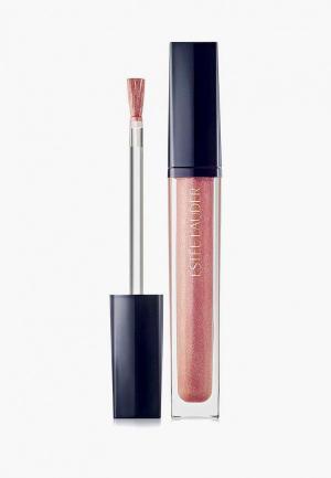 Блеск для губ Estee Lauder Pure Color Envy, тон Peach Chill, 5.8 мл.. Цвет: розовый