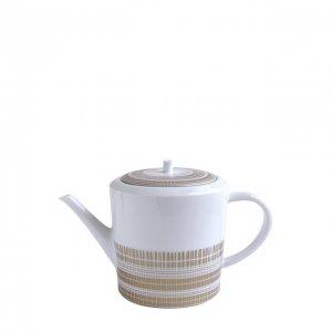 Чайник Canisse Bernardaud. Цвет: бесцветный