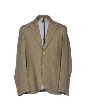 Пиджак LABORATORI ITALIANI. Цвет: зеленый