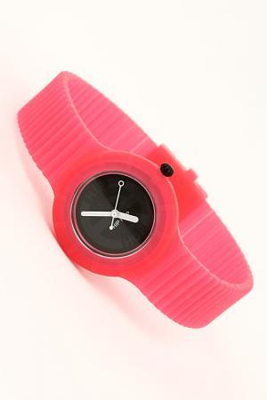 Часы Hip Hop. Цвет: розовый