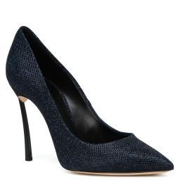 Туфли 1F161D100H темно-синий CASADEI
