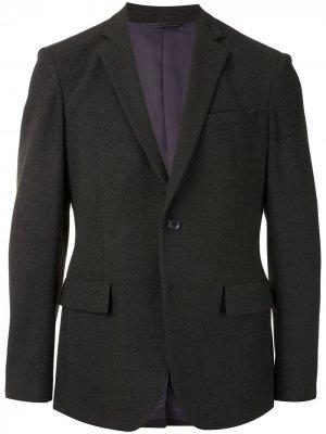 Durban однобортный пиджак D'urban. Цвет: серый