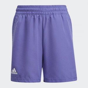 Шорты для тенниса Club Performance adidas. Цвет: белый