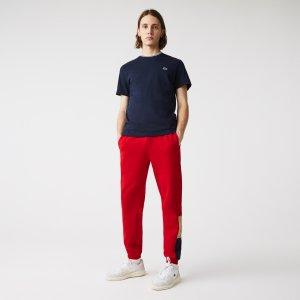 Спортивная одежда Спортивные штаны Lacoste. Цвет: красный