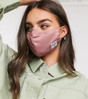 Эксклюзивная розовая маска для лица Herschel-Розовый Herschel Supply Co
