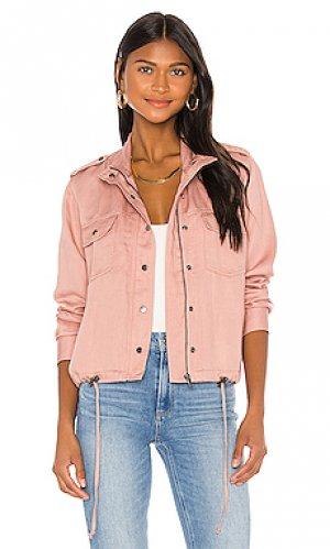 Куртка collins Rails. Цвет: rose