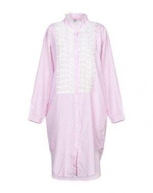 Платье до колена BRIGITTE BARDOT. Цвет: розовый
