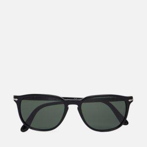 Солнцезащитные очки PO3019S Persol. Цвет: чёрный