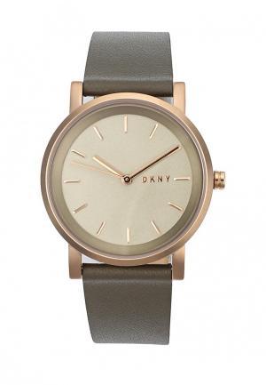 Часы DKNY NY2341. Цвет: серый