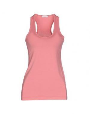 Майка CARLA G.. Цвет: пастельно-розовый