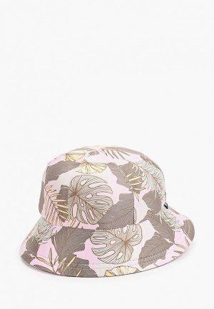 Панама Rip Curl MINI PALM COVE SWIM HAT. Цвет: розовый