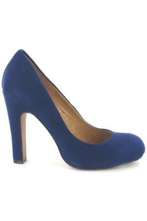 Туфли LA STRADA. Цвет: blue