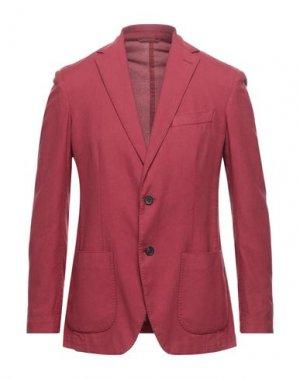 Пиджак ALTEA. Цвет: кирпично-красный