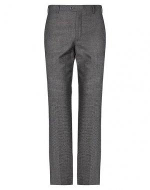 Повседневные брюки ANGELO NARDELLI. Цвет: темно-коричневый