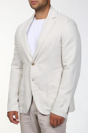 Пиджак Woolrich. Цвет: белый
