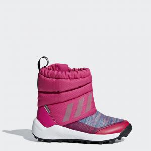 Сапоги RapidaSnow Beat the Winter Performance adidas. Цвет: белый