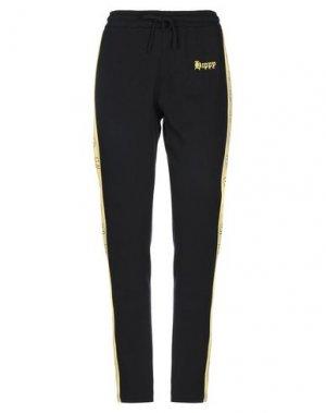 Повседневные брюки LAUREN MOSHI. Цвет: черный