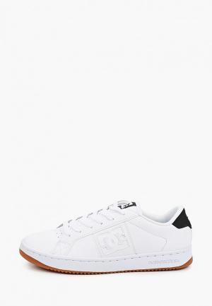 Кеды DC Shoes STRIKER M SHOE WKM. Цвет: белый