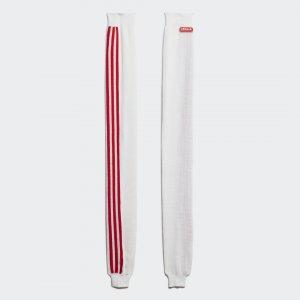 Гетры Lotta Volkova Originals adidas. Цвет: красный