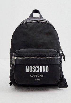 Рюкзак Moschino Couture. Цвет: черный