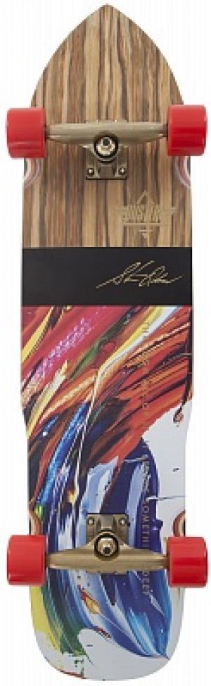Olson 36.9 Dusters. Цвет: красный