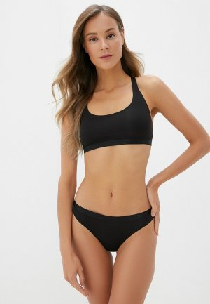 Бюстгальтер Calvin Klein Underwear UNLINED BRALETTE. Цвет: черный