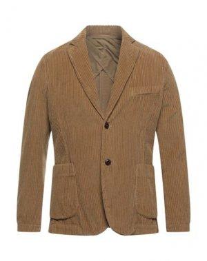 Пиджак ORIGINAL VINTAGE STYLE. Цвет: верблюжий
